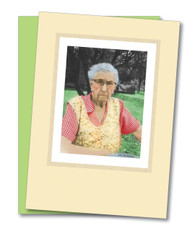 """Golden Years"" Birthday Card"