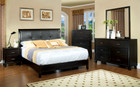 fa7088 - Taylor Espresso Solid Wood Platform Bed