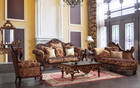 HD66 - Mariah Light Brown Sofa and Chaise Set