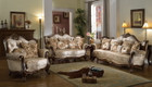 MFSF8700 - Myeisha Brown Sofa and Love Seat