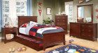 FA7909 - Colin Solid Wood Kids Bed