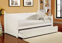FA1928 - Walcott Day Bed w/ Trundle Comes in Black or White