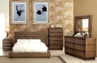 FA7623 - Coimbra Rustic Tone Adult Bed