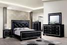 FA7979 - Bellanova Black Adult Bed