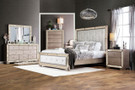 FA7195 - Loraine Silver Adult Bed