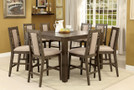 FA3213pt - Alika 9 Piece Counter Height Dining Set