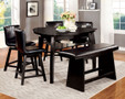 FA3433PT - Hurley 6 pc. Counter Height Dining Set