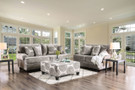 fa5142gy Bonaventura Plush Sofa And Love Seat