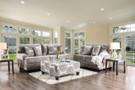 fa5142gy Bonaventura Plush Sofa And Love Seat
