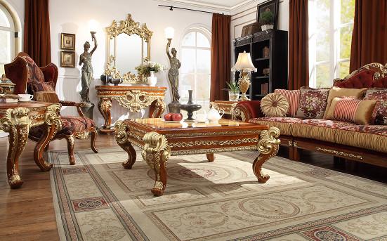 Hd8024 Kamala Goddess Formal Coffee Table Inland Empire Furniture