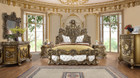 HD1802 - Andreana Elegant Formal Bedroom Group