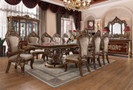 HD1803 - Amata Elegant Formal 9 Piece Dining Set