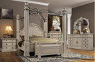 MFS6006 - Josefina Elegant Canopy Bed