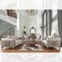 Amani Formal Elegant Sofa, Love Seat and Chair