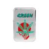"""""""Medicinal Marijuana"""" Lighters L197 ~ """"Green"""""""