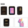 """Tri-Color Prism Lighter with """"I Love London"""" K028"""