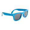 Folding California Classics Sunglasses 6021 Blue Frame