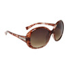 Women's Wholesale Sunglasses 6050 Brown Frame