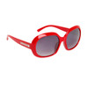 Fashion Sunglasses 6049 Red Frame