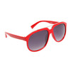 Unisex Sunglasses 6008 Red Frame