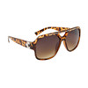 Wholesale Unisex Sunglasses 6051 Tortoise Frame