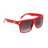 Unisex Sunglasses DE5015 Red Frame