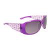 DE™ Women's Fashion Sunglasses DE5016 Purple & White Frame