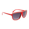 Unisex Sunglasses 6033 Red Frame