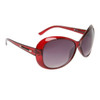 DE™ Designer Eyewear DE5012 Red Frame