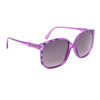 Fashion Sunglasses 6056 Purple Frame