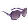 Women's Sunglasses DE5002 Purple Frame