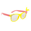 California Classics with Bunny Ears & Bows 6007 Pink & Yellow Frame