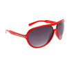 Wholesale Aviator Sunglasses 6005 Red Frame