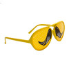 Mustache Glasses Wholesale - Style # 8037 Yellow