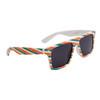 California Classics Sunglasses Wholesale 8087 White/Orange/Green