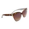 DE™ Cat Eye Sunglasses- Style # DE5041 Amber Lenses