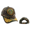Wholesale Baseball Cap C577 (1 pc.) United States Army Camo