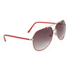 Aviator Bulk Sunglasses - Style # 33020 Red