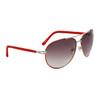 Aviator Bulk Sunglasses - Style # 32524 Red