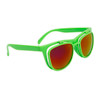 Flip Up California Classics Sunglasses by the Dozen 8093 Green