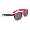 Plaid California Classics Sunglasses 8074 Magenta