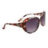 Wholesale Designer Sunglasses DE5074 Brown/Orange