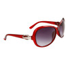 Women's Wholesale Designer Sunglasses - 8225 Red