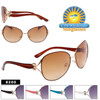 Wholesale Women's Sunglasses - 8200