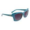 Cat Eye Sunglasses Wholesale - DE5044 Turquoise Color
