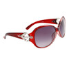Wholesale Diamond™ Eyewear Sunglasses - DI6011 Maroon