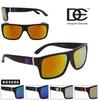 Designer Eyewear Bulk Unisex Sunglasses - Style #DE5086