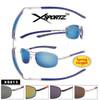 Men's Metal Xsportz ™ Sport Sunglasses  - Style #XS613 Spring Hinge