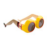 Party Glasses Dancer Legs ~ P2003 Yellow