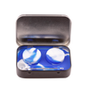Silicone Cases Blue/White